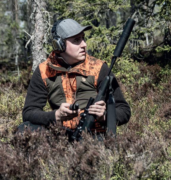 3M PELTOR ProTac Hunter SLIM Model 21dB Headset