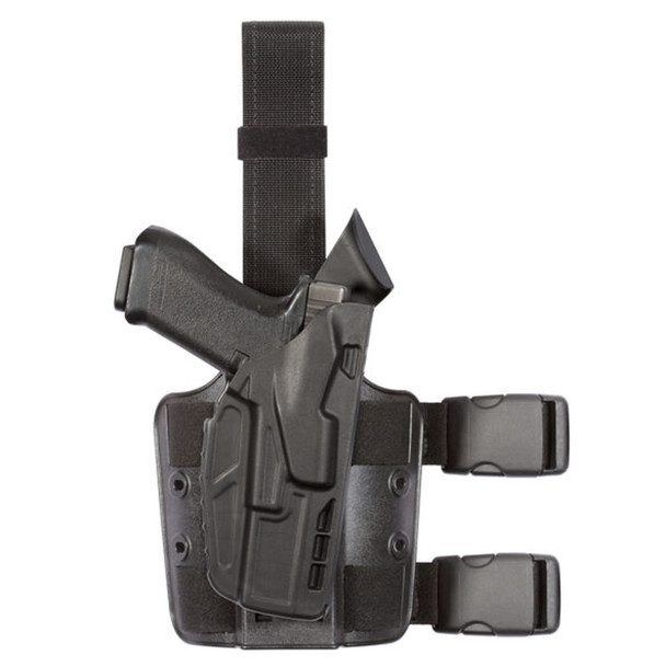 Safariland 7354 7TS ALS X300U Tactical Holster Left Hand / Glock 17/22