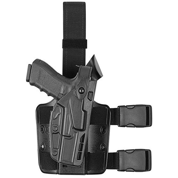 Safariland 7304 7TS ALS X300U Tactical Holster Right Hand / Glock 17/22