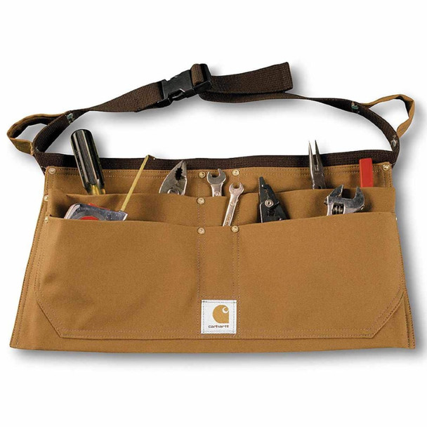 Carhartt Duck Nail Apron Brown