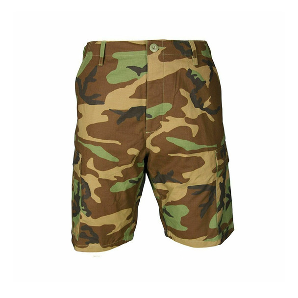 Propper 723 Men's Zip Fly Woodland Camo Short