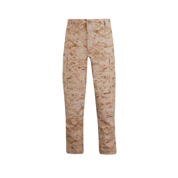 Propper F525025930 Genuine Gear BDU 60/40 Cotton/Poly Trouser, Desert Digital