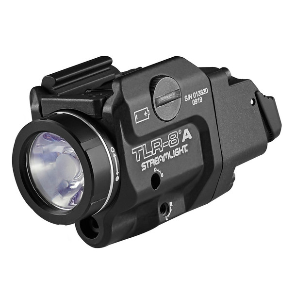 Streamlight 69414 TLR-8A Gun RED Laser & Light w/Customized Ambidextrous Switches
