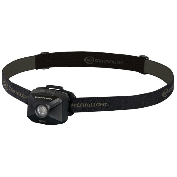 Streamlight QB Spot Beam Rechargeable Headlamp Black
