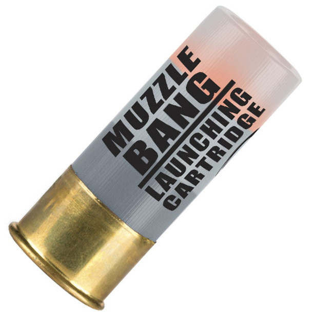 Defense Technology Muzzle Bang/Launching Cartridge Round 12GA