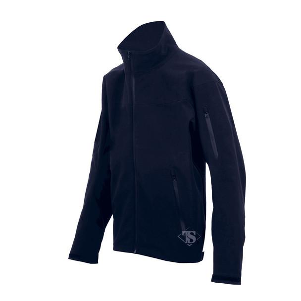 Tru-Spec 2449 24-7 Series Tactical SoftShell Jacket Without Sleeve Loop, Navy