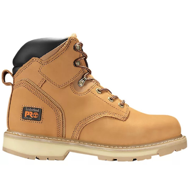 "Timberland Men's Pro Pit Boss Soft Toe 6"" Work Boots"