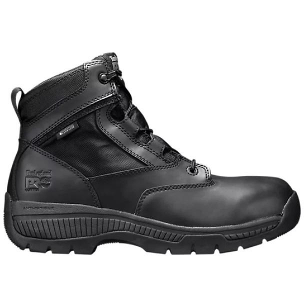 "Timberland Pro Valor Duty Waterproof Soft Toe 6"" Boots"