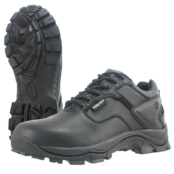 Smith & Wesson SW33 Men's Guardian 3 Inch Gore-Tex Tactical Boots, Black, Size 4W