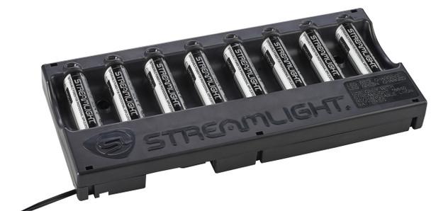 Streamlight 20224 SL-B26 USB Battery Bank Charger w/Batteries 120V AC