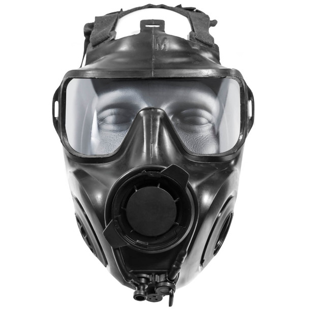 AVON FM54 Twin Port Gas Mask