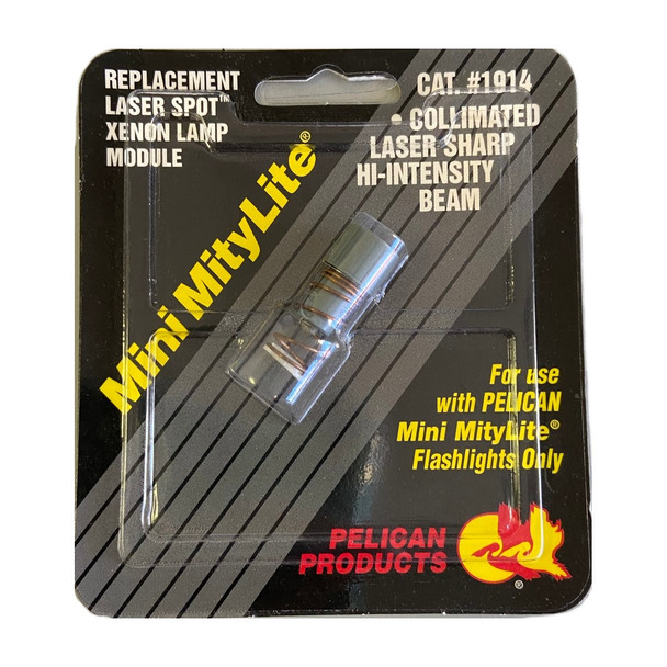 Pelican 1914 Replacement Laser Spot Xenon Lamp Module