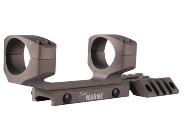 Warne RAMP Mounts w/Multi-sight Platform 34mm Tan