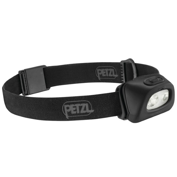 Petzl TACTIKKA+ Headlamps Black 350 Lumens