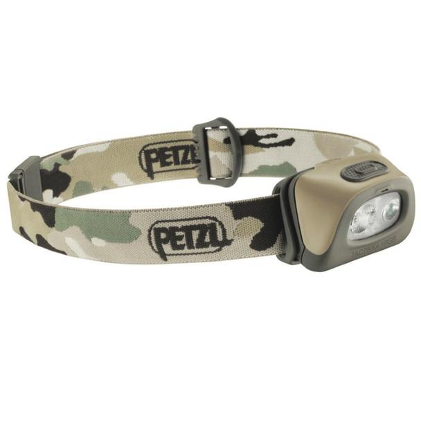 Petzl TACTIKKA+ RGB Headlamps Camo 350 Lumen