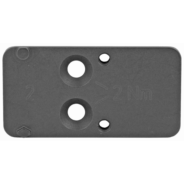 HK VP9 Mounting Plate Trijicon RMR