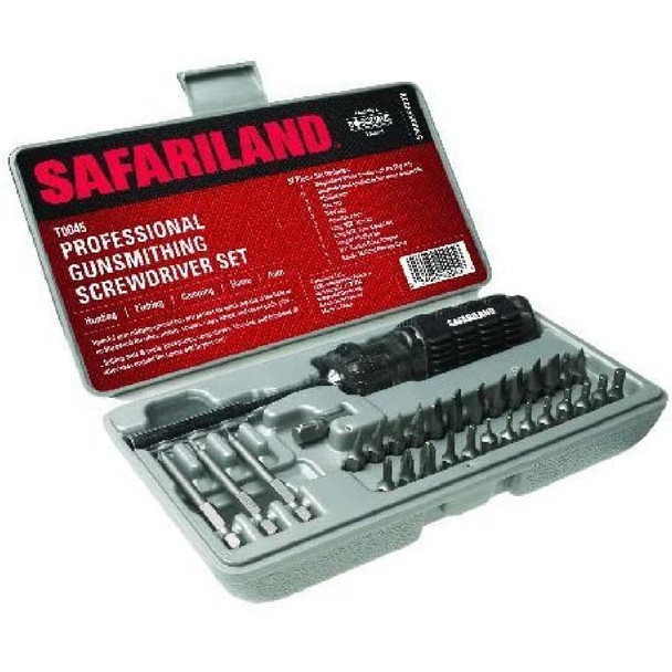 B-Square 31-Piece Professional Gunsmith Screwdriver Set