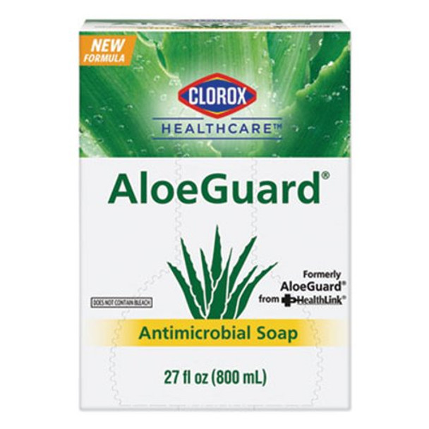Clorox AloeGuard Antimicrobial Soap 27oz Bags 12/Pack FREE SHIPPING