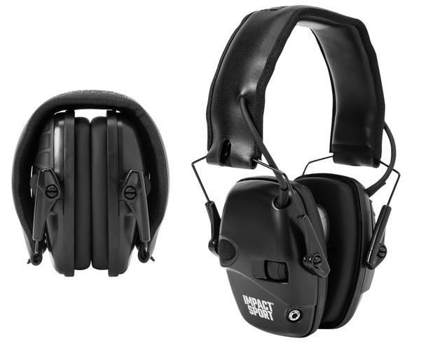Howard Leight R-02524 Impact Sport Hearing Black