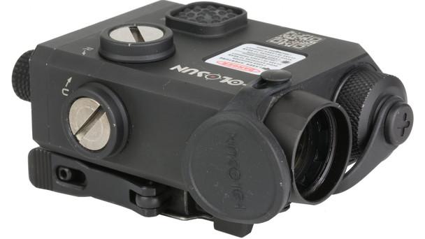 Holosun LS321G Holosun Dual GREEN Laser Sight with IR Illuminator