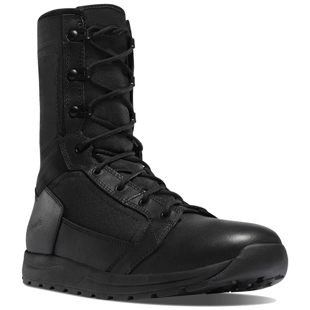 "Danner 50124 Men's Tachyon Black Hot 8"" Boots"
