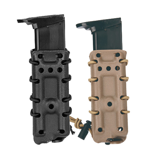 Lancer Tactical High Speed Airsoft Pistol Magazine Molle Pouch