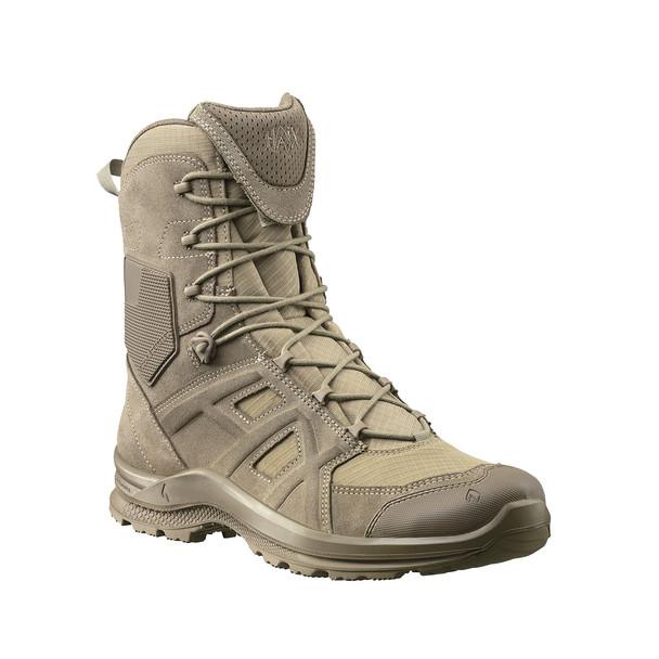 Haix 330005 Black Eagle Athletic 2.0 VT High Side Zip Desert Boots