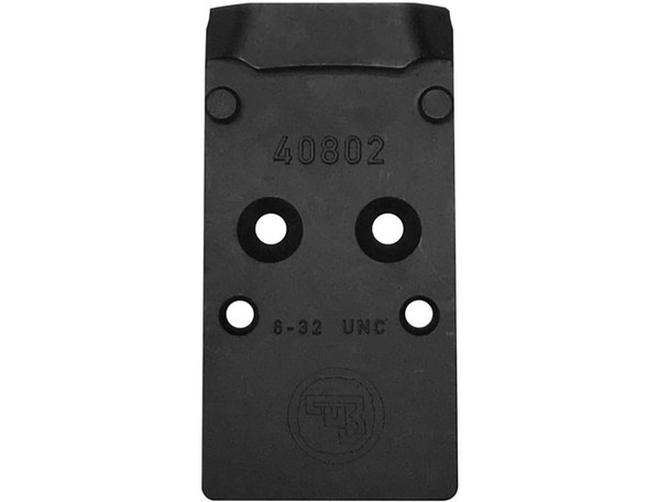CZ USA P-10 Optic Plate Adapter 3 Venom