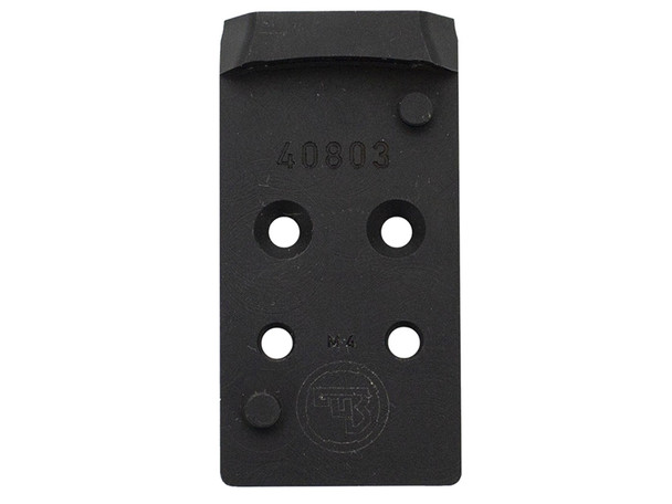 CZ USA P10 Optic Plate Adapter 2 DPP