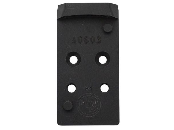 CZ USA P10 Optic Plate Adapter 2 DPP