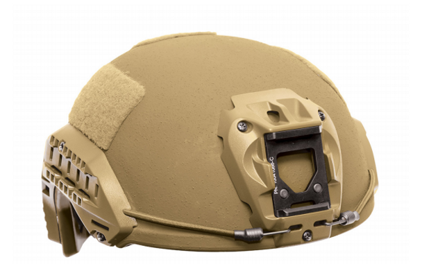Avon Ceradyne F70HC Boltless High-Cut Level IIIA Ballistic Helmets