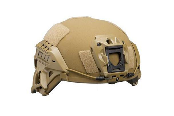 Avon F70 Mid-Cut Level 3A Ballistic HelmetsBoltless