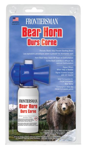 Sabre Frontiersman Bear Defense Horn