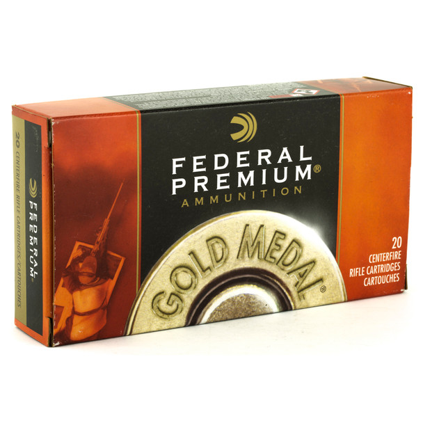 Federal 300 Winchester Mag 190GR Boat Tail HP Ammunition 20 Rounds