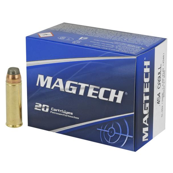 Magtech Range/Training 454 Casull 260GR SJSPF Ammunition 20 Rounds