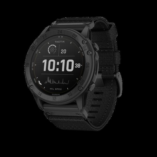 Garmin Tactix Delta Solar Edition & Applied Ballistics GPS Smartwatch