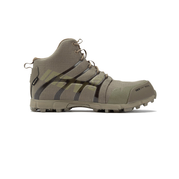 Inov8 Men's Roclite 286 GTX Dark Olive Hiking Boots