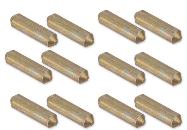 Battle Steel Mil-Spec AR15 Pivot /Takedown Pin Detents 12/Pack