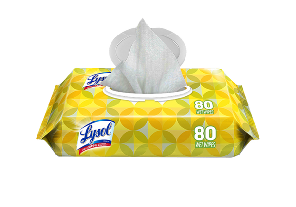 LYSOL Disinfecting Wipes 80/Count