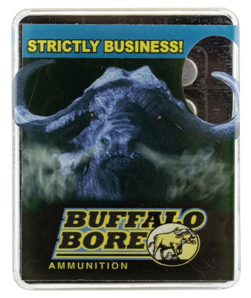 Buffalo Bore Heavy .44 Remington Mag +P 340gr LFN Ammunition 20rds
