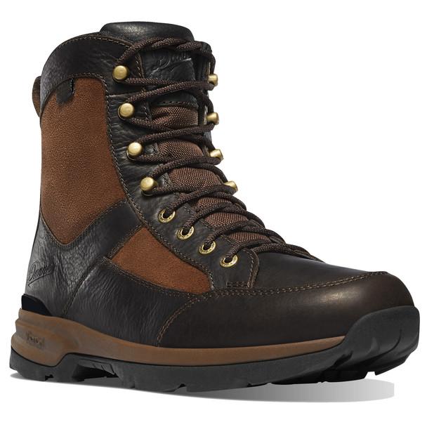 """Danner 47612 Men's Recurve 7"""" Brown 400G Boots"""