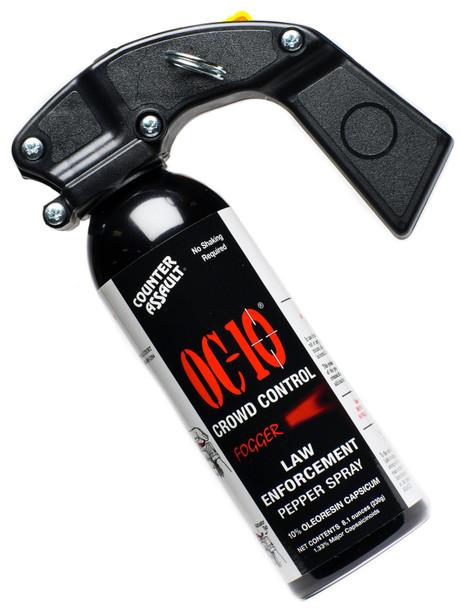 Counter Assault OC-10 Pistol Grip Crowd Control Fogger Pepper Spray