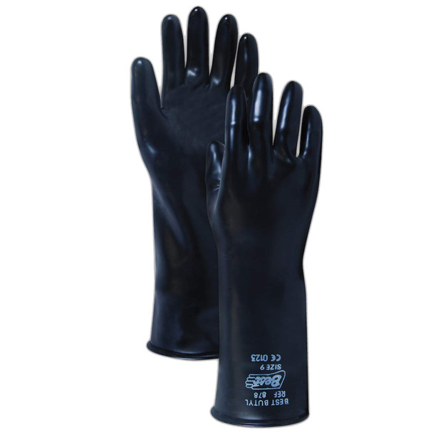 Best Butyl Chemical Resistant Gloves