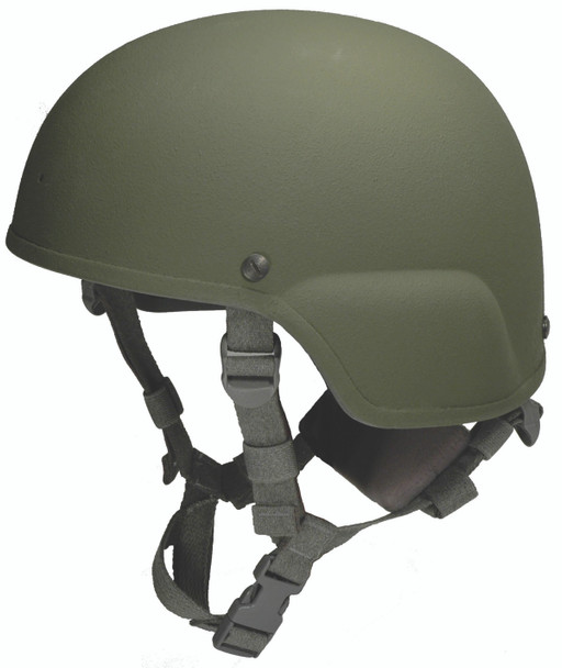 Armor Source 505 Lightweight Advanced Boltless Ballistic Combat Helmets US ARMY Current Issue OD-Green