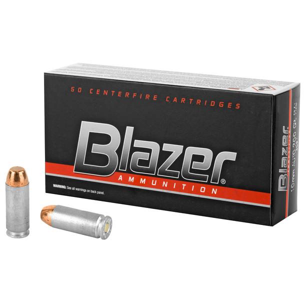 CCI Blazer 10mm 200gr TMJ Ammunition 50rds