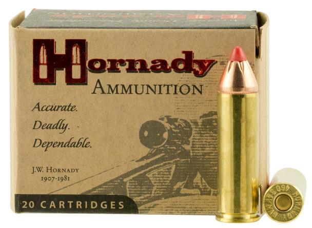 Hornady Custom 500 S&W Mag 300GR Flex Tip eXpanding Ammunition 20 Rounds