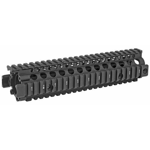 Daniel Defense MK18 RIS II Rail Black, Free Float Forend 9.55""