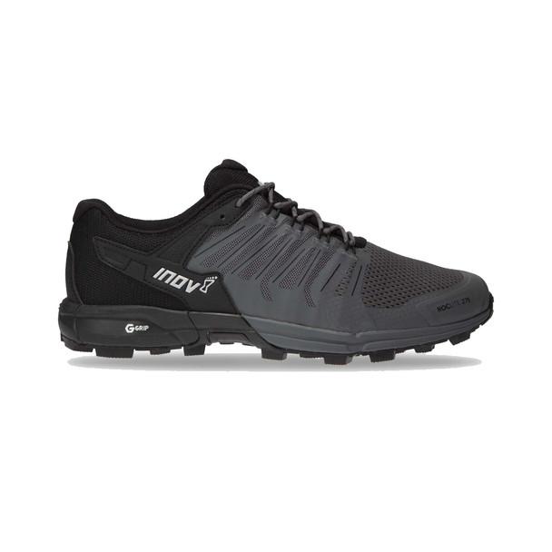 Inov8 Roclite G 275 Men's Graphene-Enhanced Trail Running Shoes Grey/Black