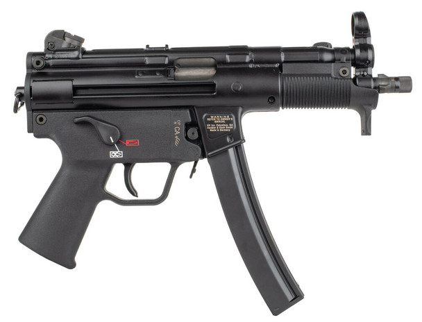 HK SP5K-PDW 9mm, Two 30rd mags