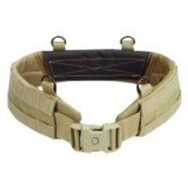 Blackwater Gear I-O Load Bearing Khaki Belt
